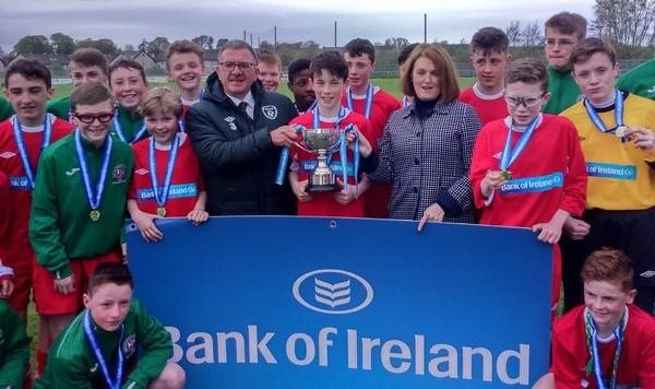 St. Brendan's College, Killarney secure win over Coláiste Choilm CBS to claim First Year title